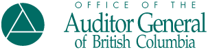 Auditor General of British Columbia Logo